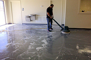 Legacy Janitorial Services Floor Maintenance and Restoration